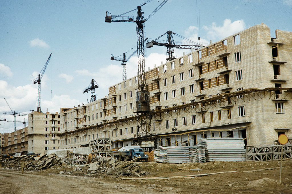 Новостройки на Ленинском проспекте