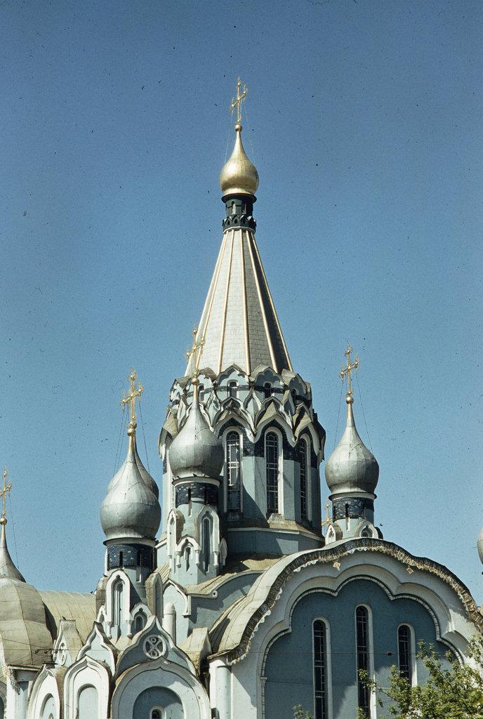Воскресенская церковь в Сокольниках