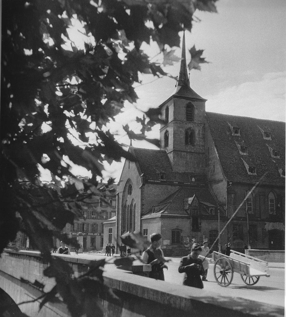 1945. Страсбург