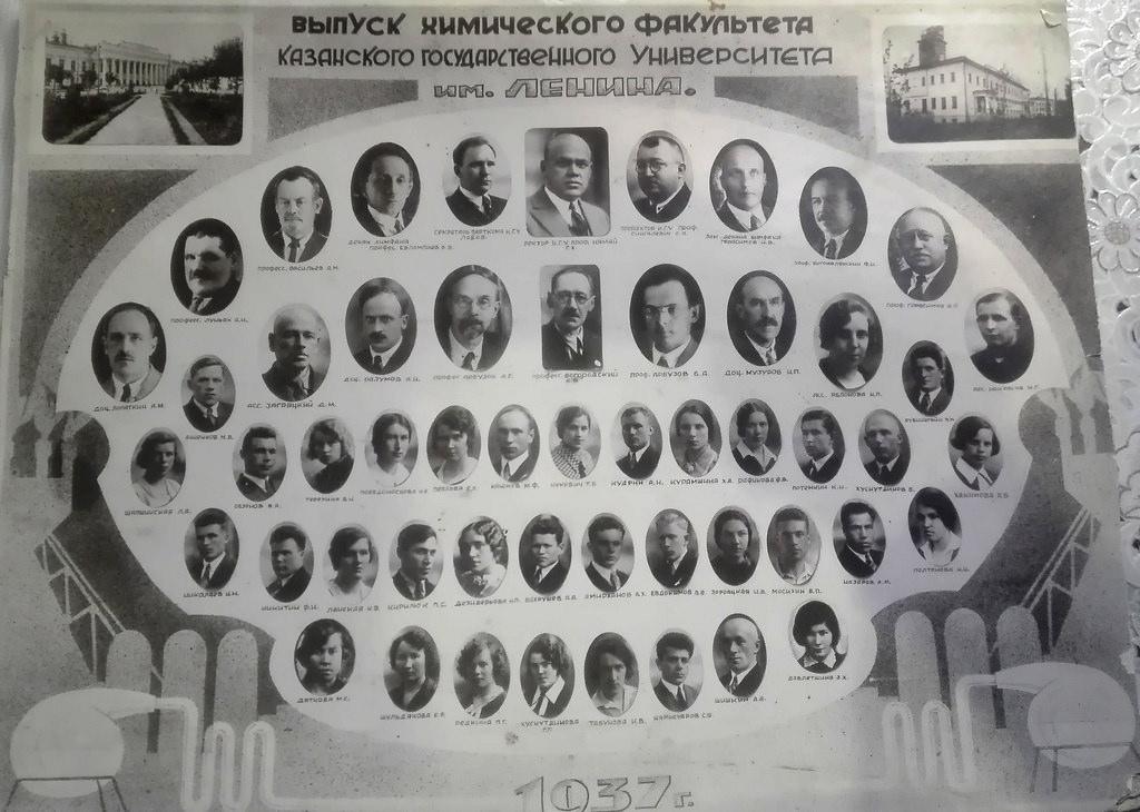 1937 Казанский государственный университет