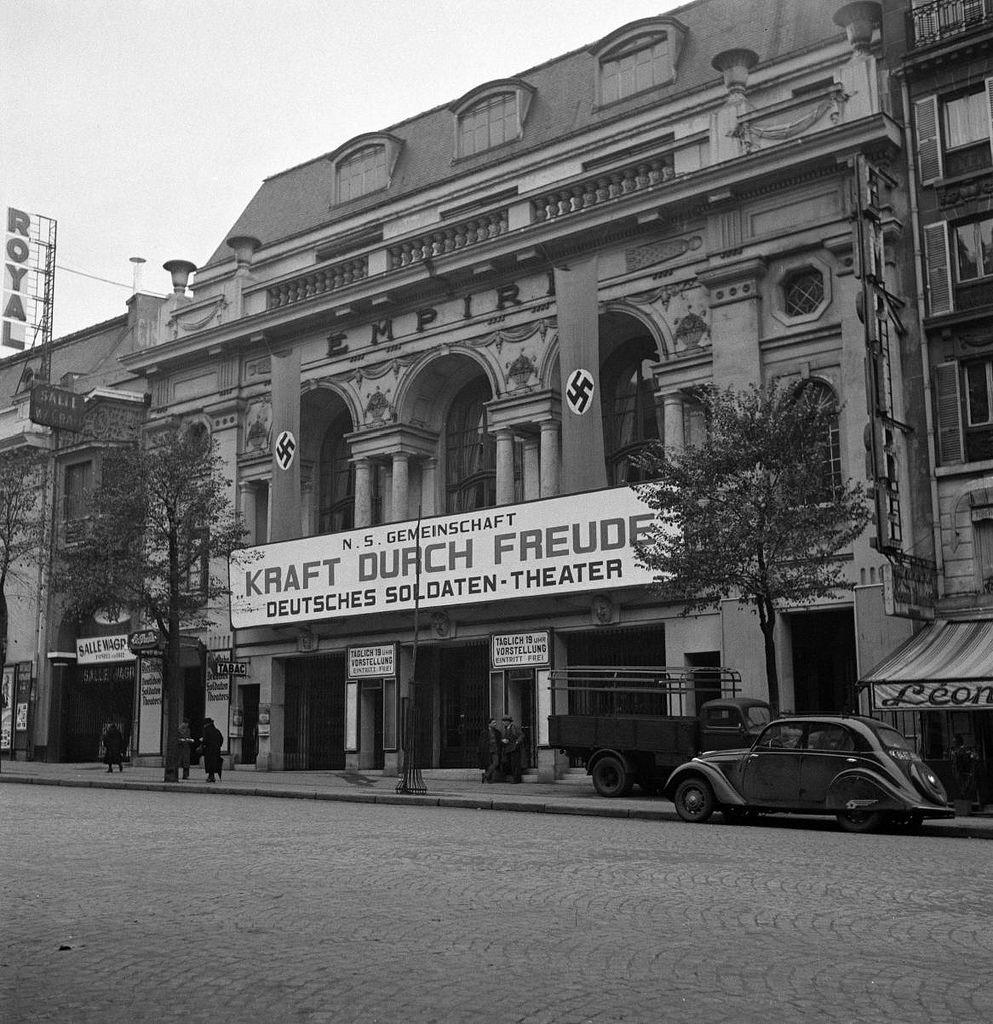Театр Империи, авеню Ваграм, 41