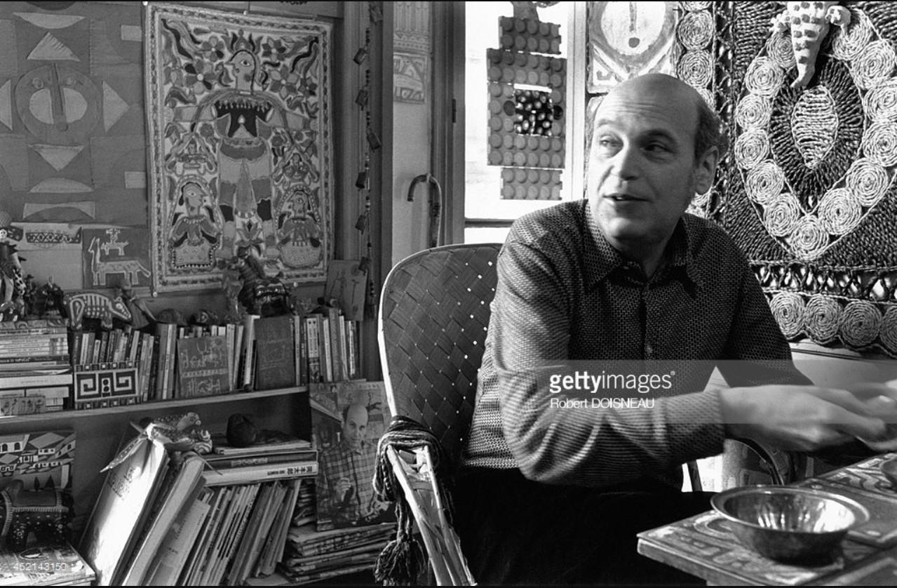 1975 Французский архитектор венгерского происхождения Йона Фридман