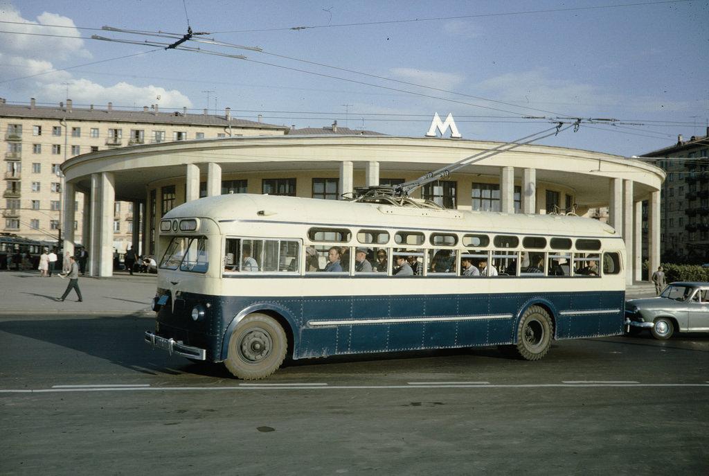 Станция метро «Университет»