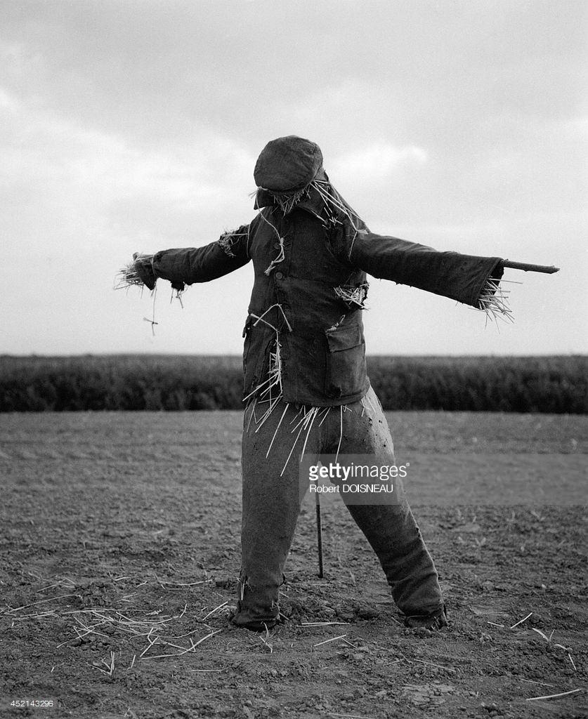 1962. Пугало в регионе Бойс. Май