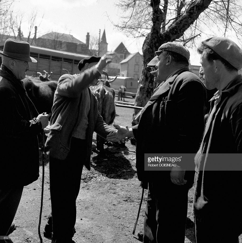 1963. Ярмарка в Пло. 14 апреля