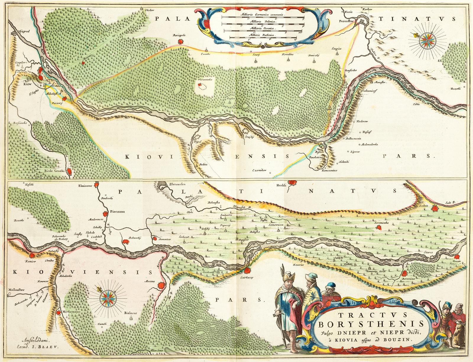 Tractus Borysthenis 1662(1)
