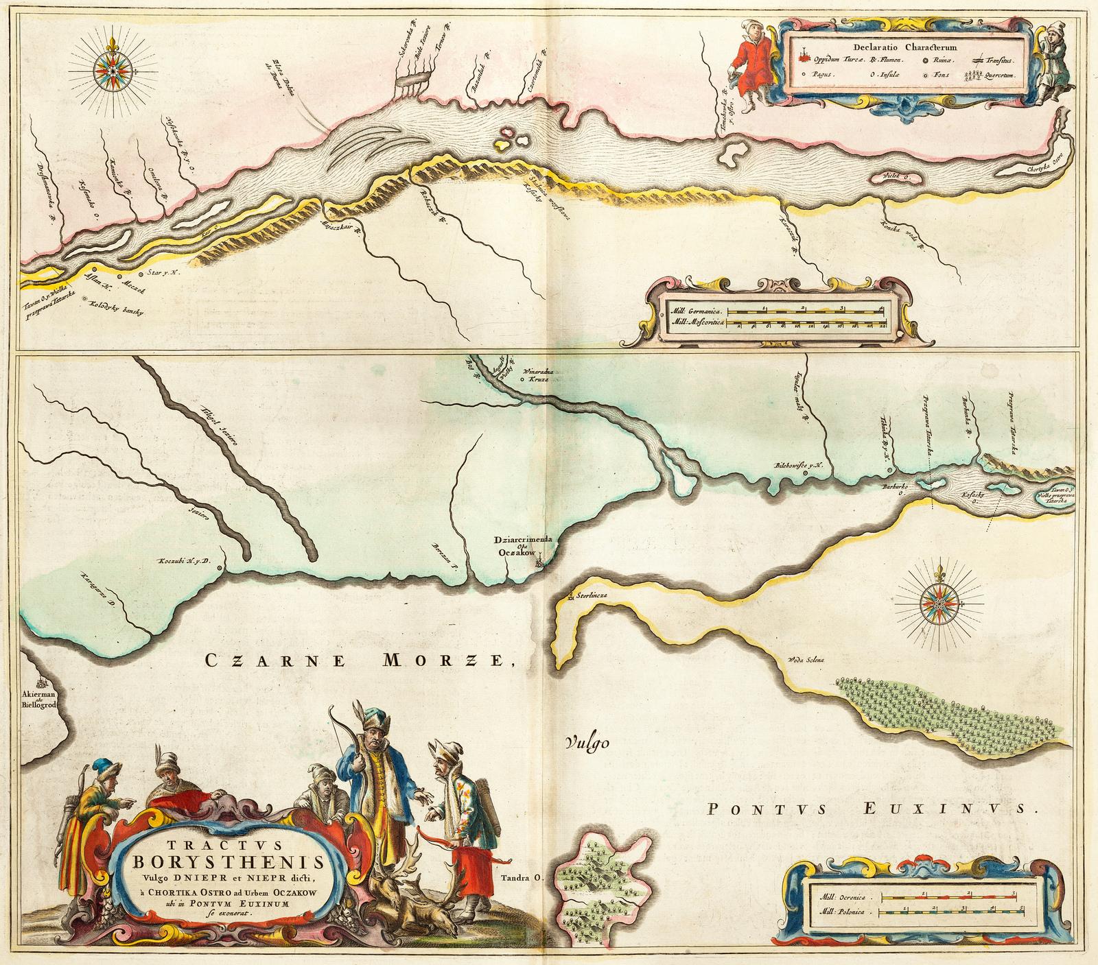 Tractus Borysthenis 1662(3)