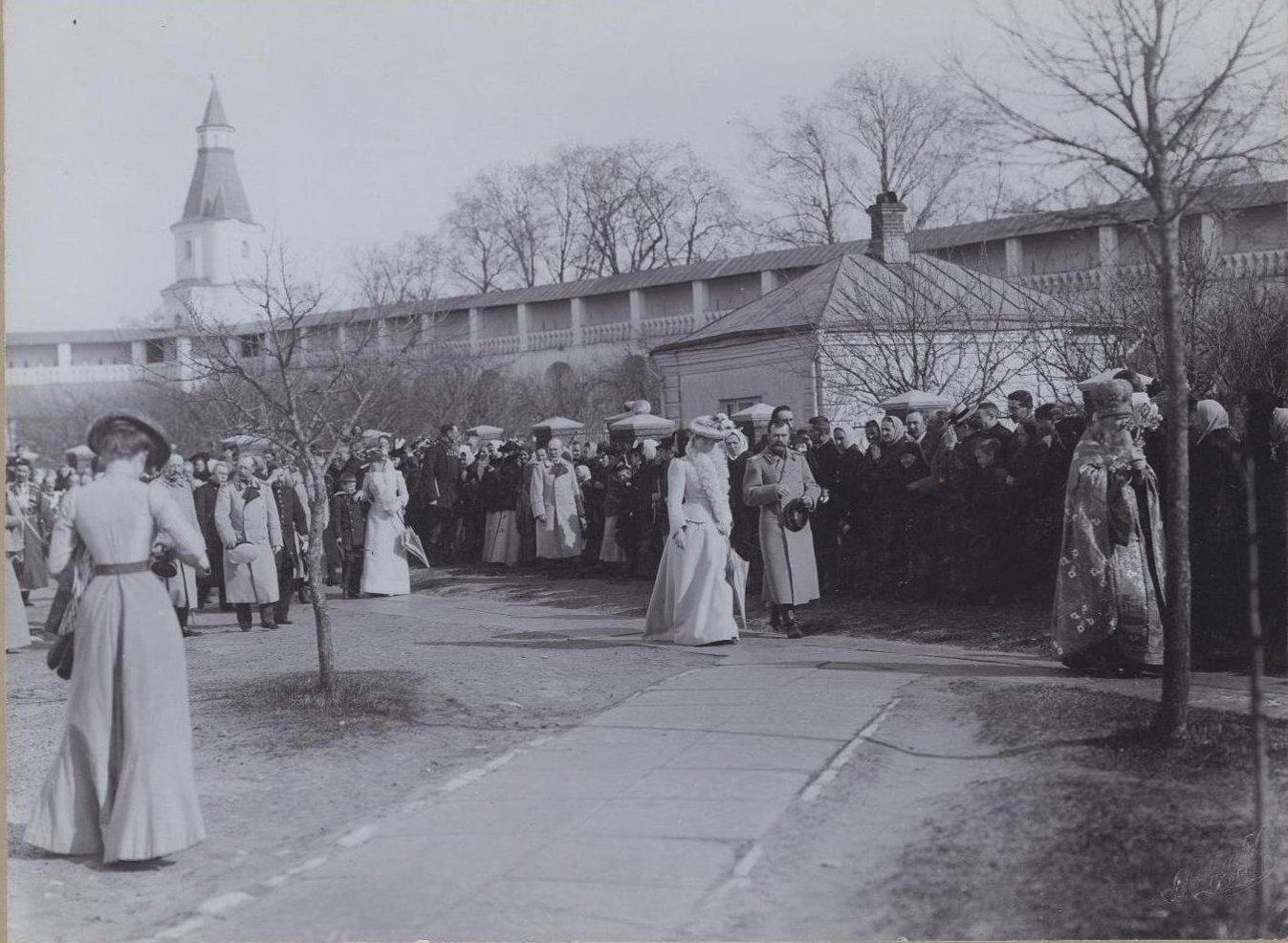 1903. Пребывание Их Императорских Величеств в Москве 29 марта-16 апреля.jpg