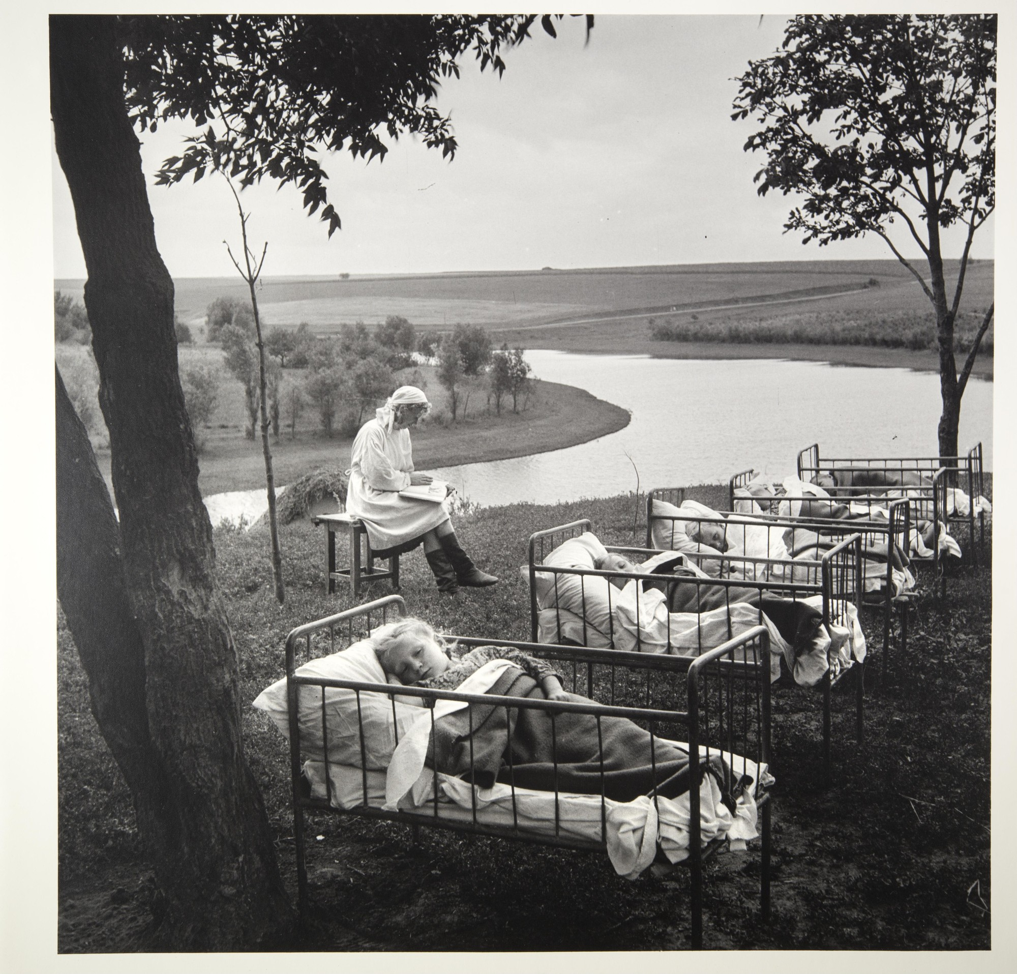 1950. Тихий час