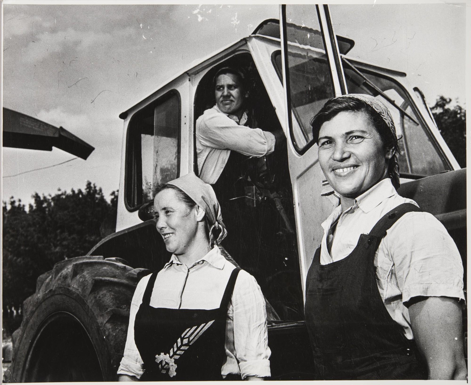 1960-е. Бригада