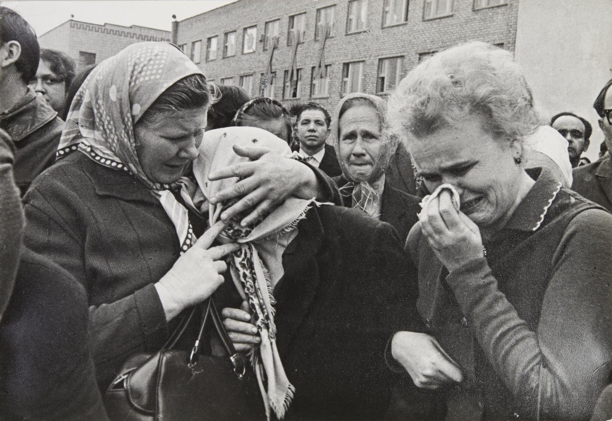 1963. «Тяжелые воспоминания». 20 лет со дня освобождения Керчи