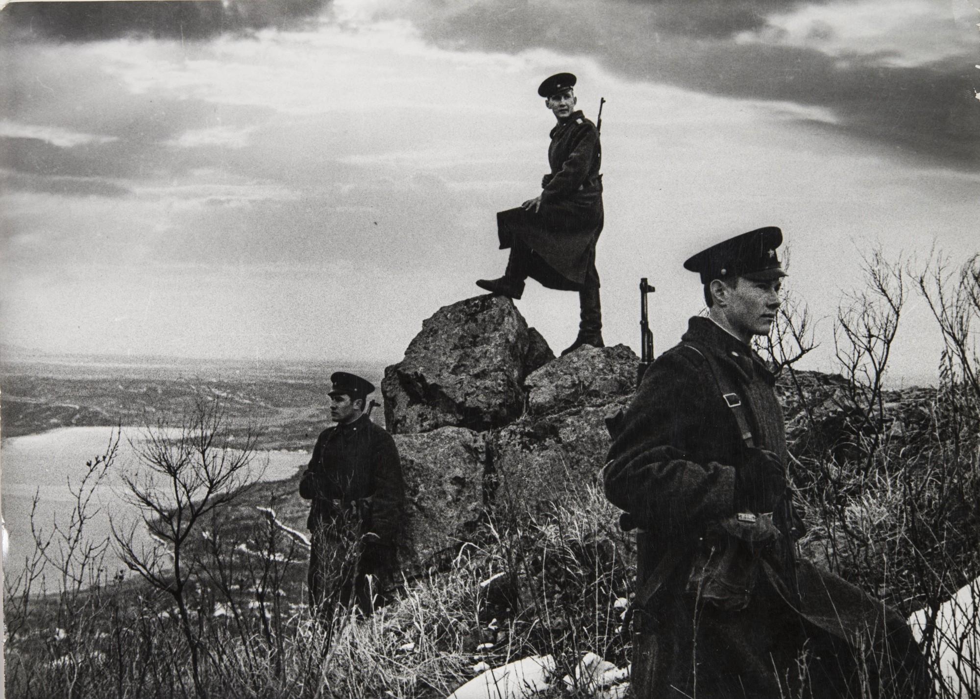 1967. Пограничники