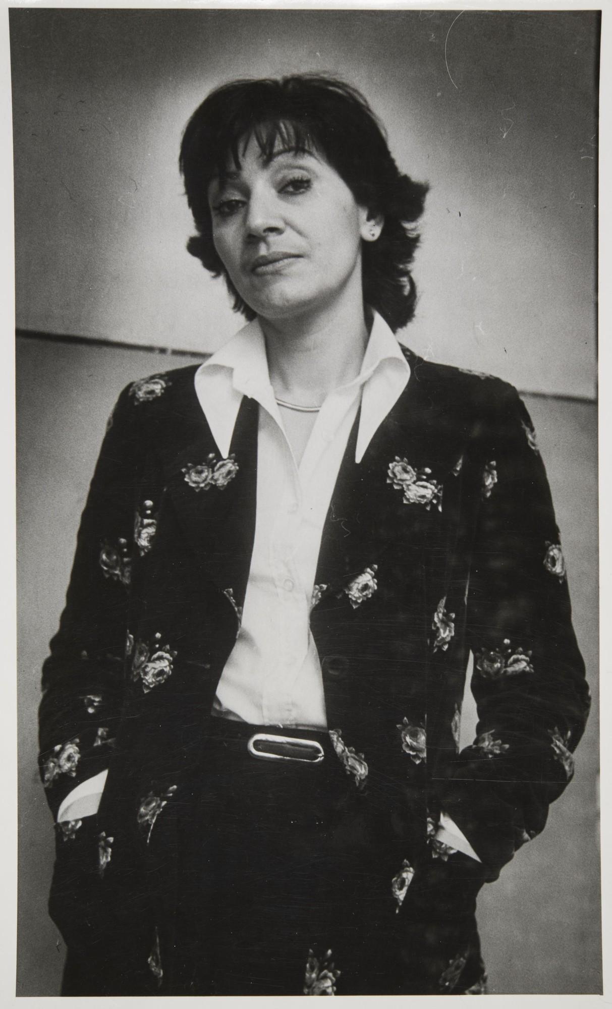 1970-е. Портрет Нани Брегвадзе