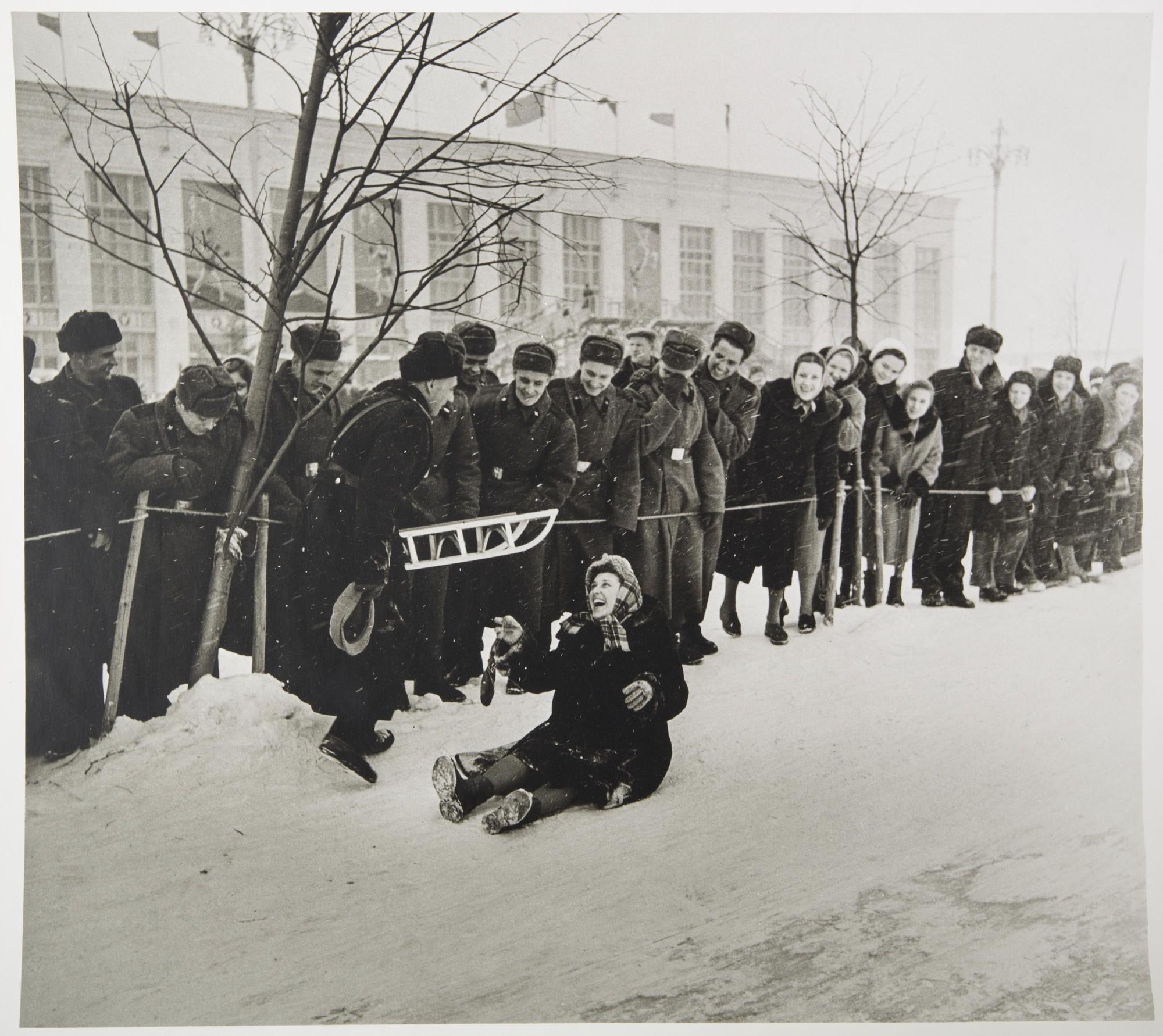 1959. Русская зима. Лужник.jpg