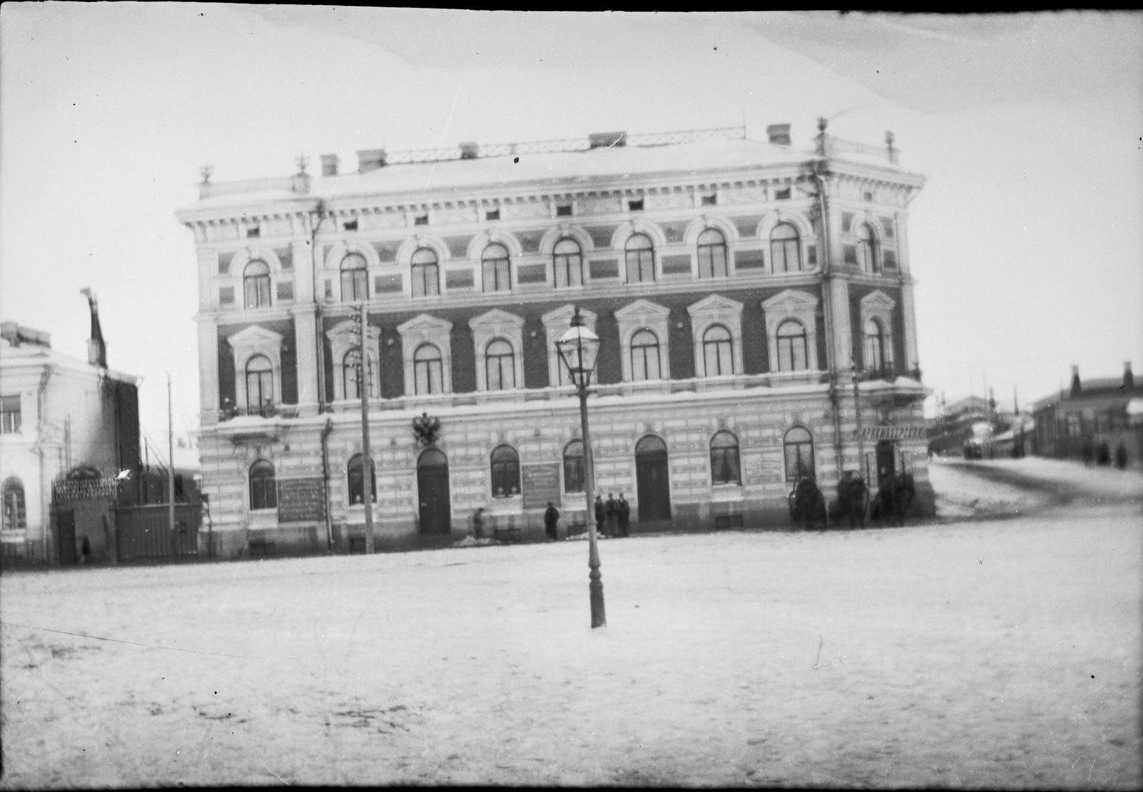 Красная площадь. 1900