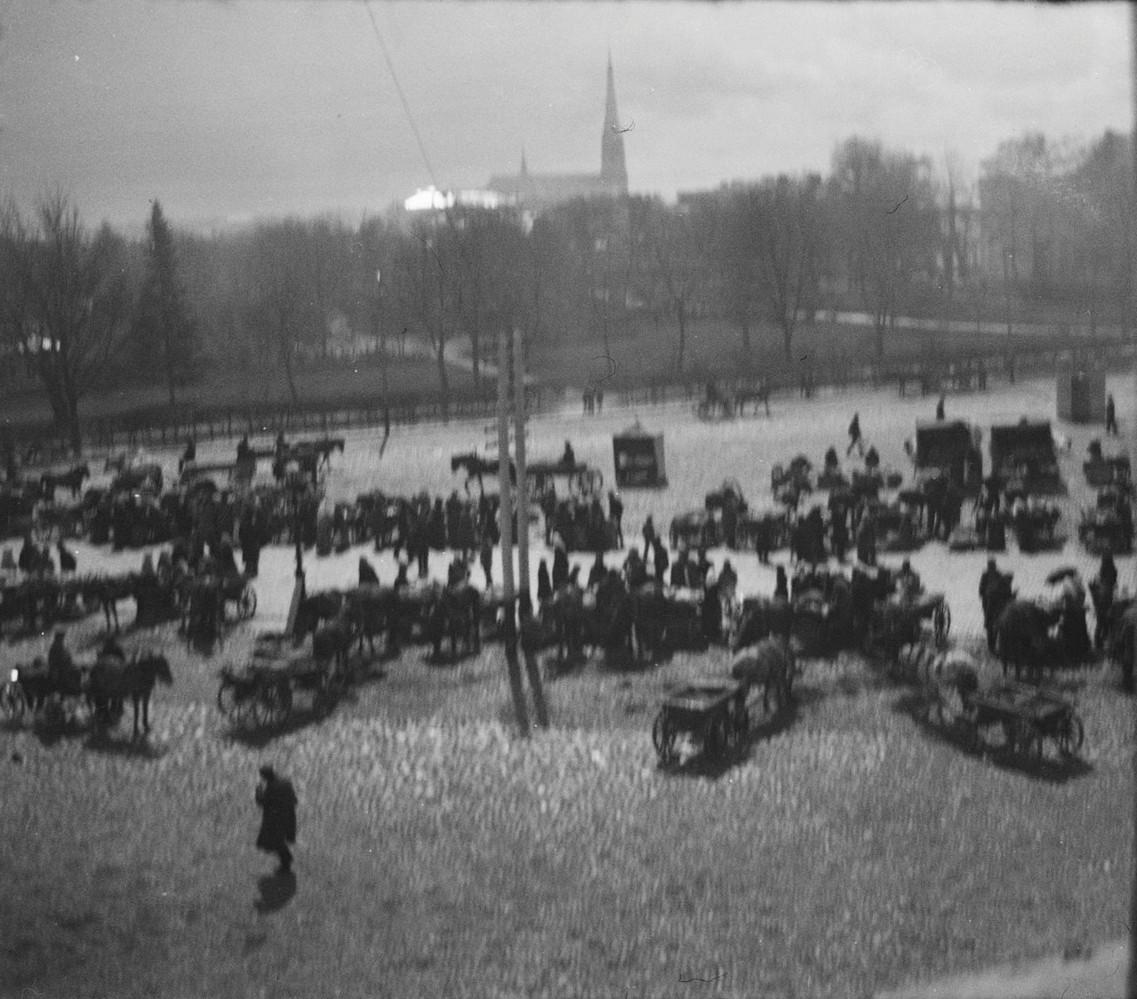 Рыночная площадь 1902