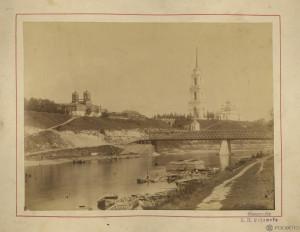 Панорама Князь-Дмитриевской стороны