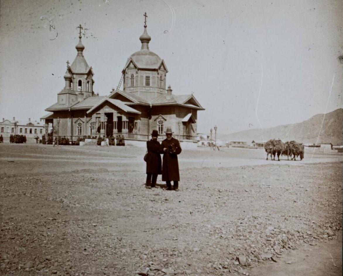Красноводская военно-местная церковь во имя Св. Николая Чудотворца. 1905.jpg