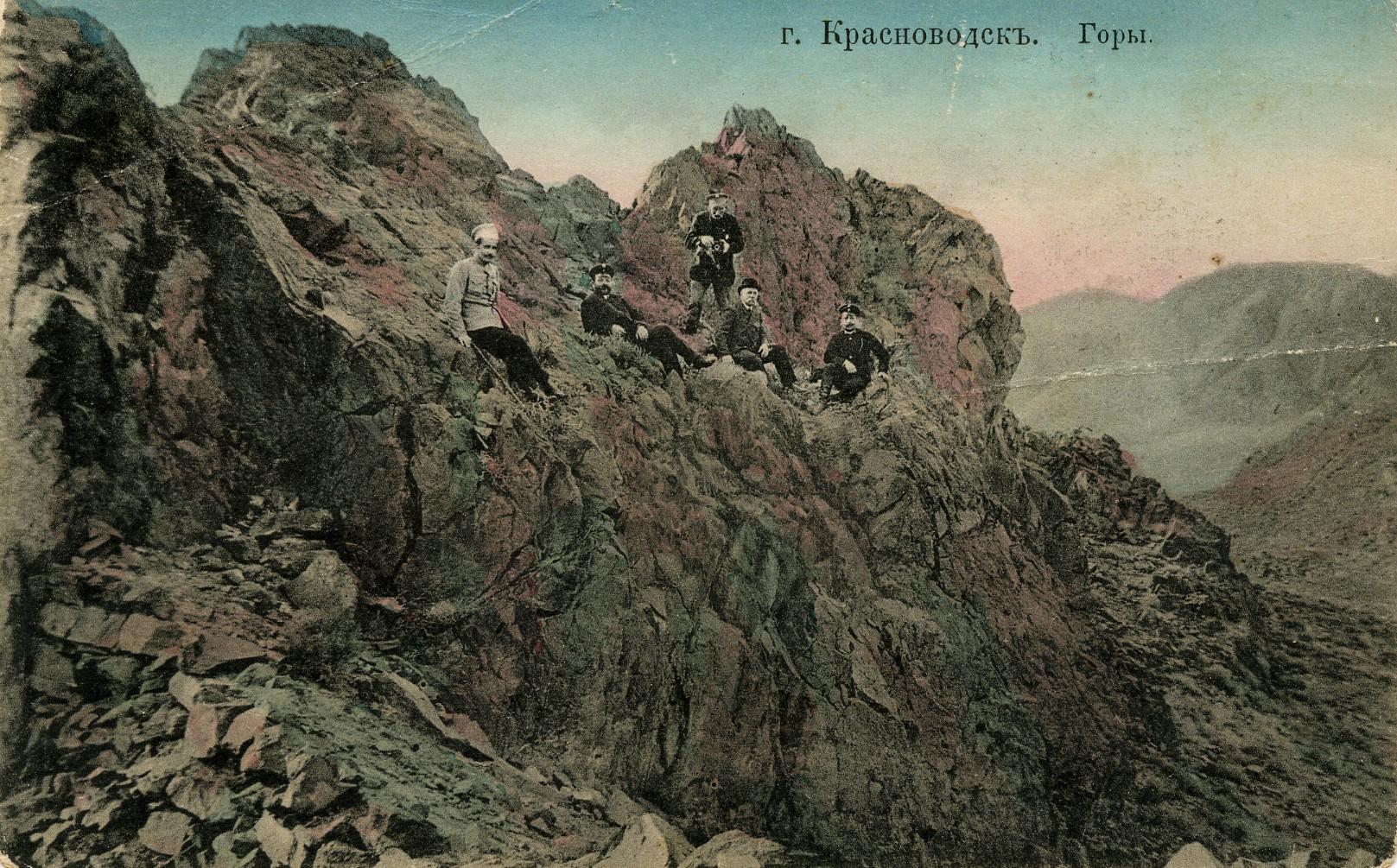 Окрестности Красноводска. Горы.jpg