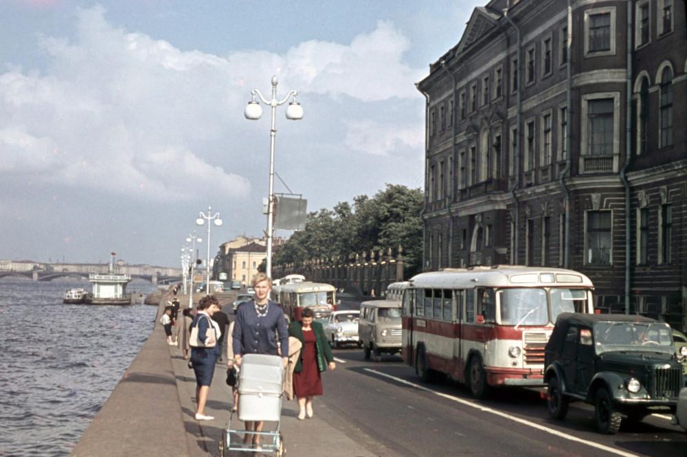 1960-е. Неизвестный иностранец в Ленинграде. Часть 3
