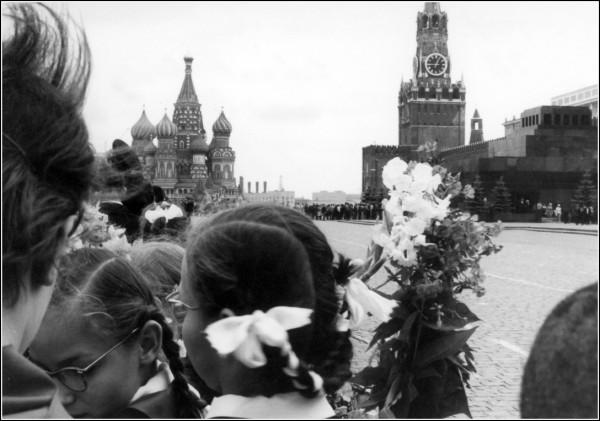 1965. Инге Вейдман в Москве