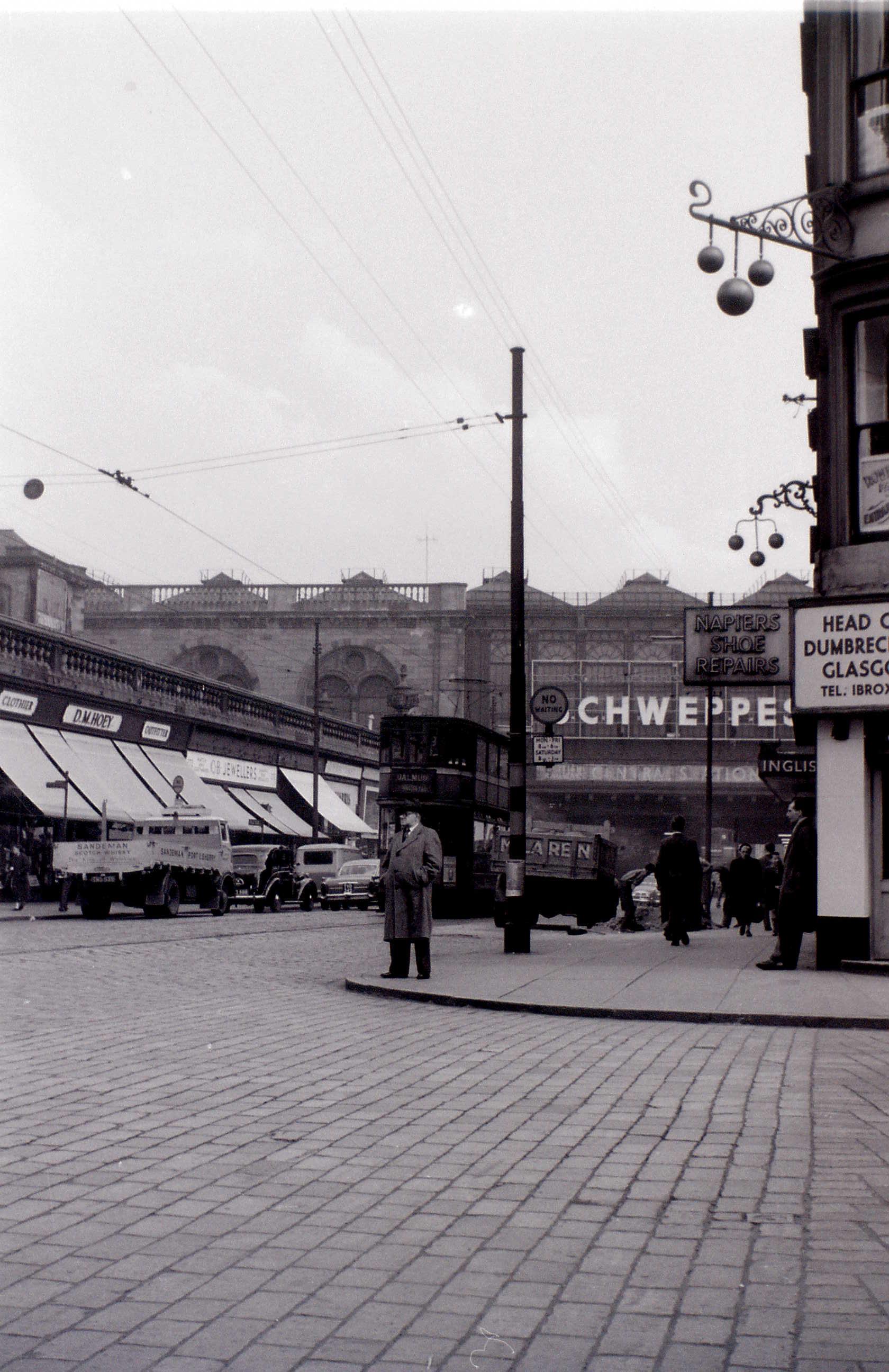 Глазго, 19 апреля 1960. Аргайл-Стрит 1.jpg