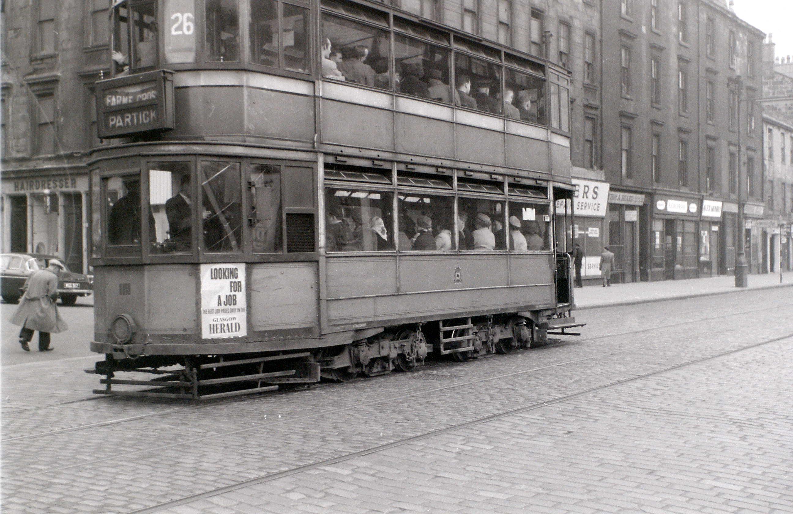 Глазго, 19 апреля 1960. Аргайл-Стрит1.jpg