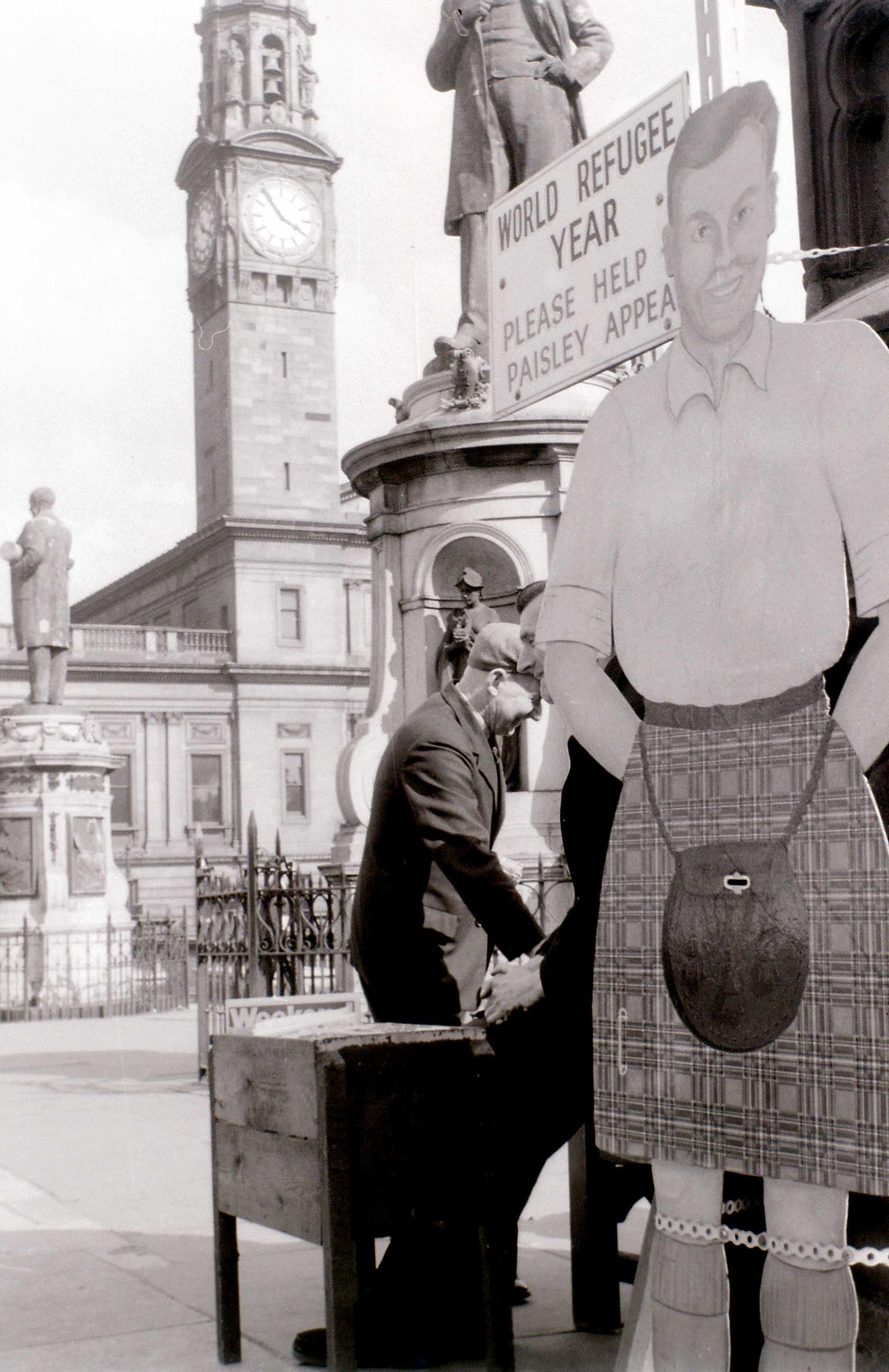 Глазго, 19 апреля 1960. Пейсли-Кросс.jpg