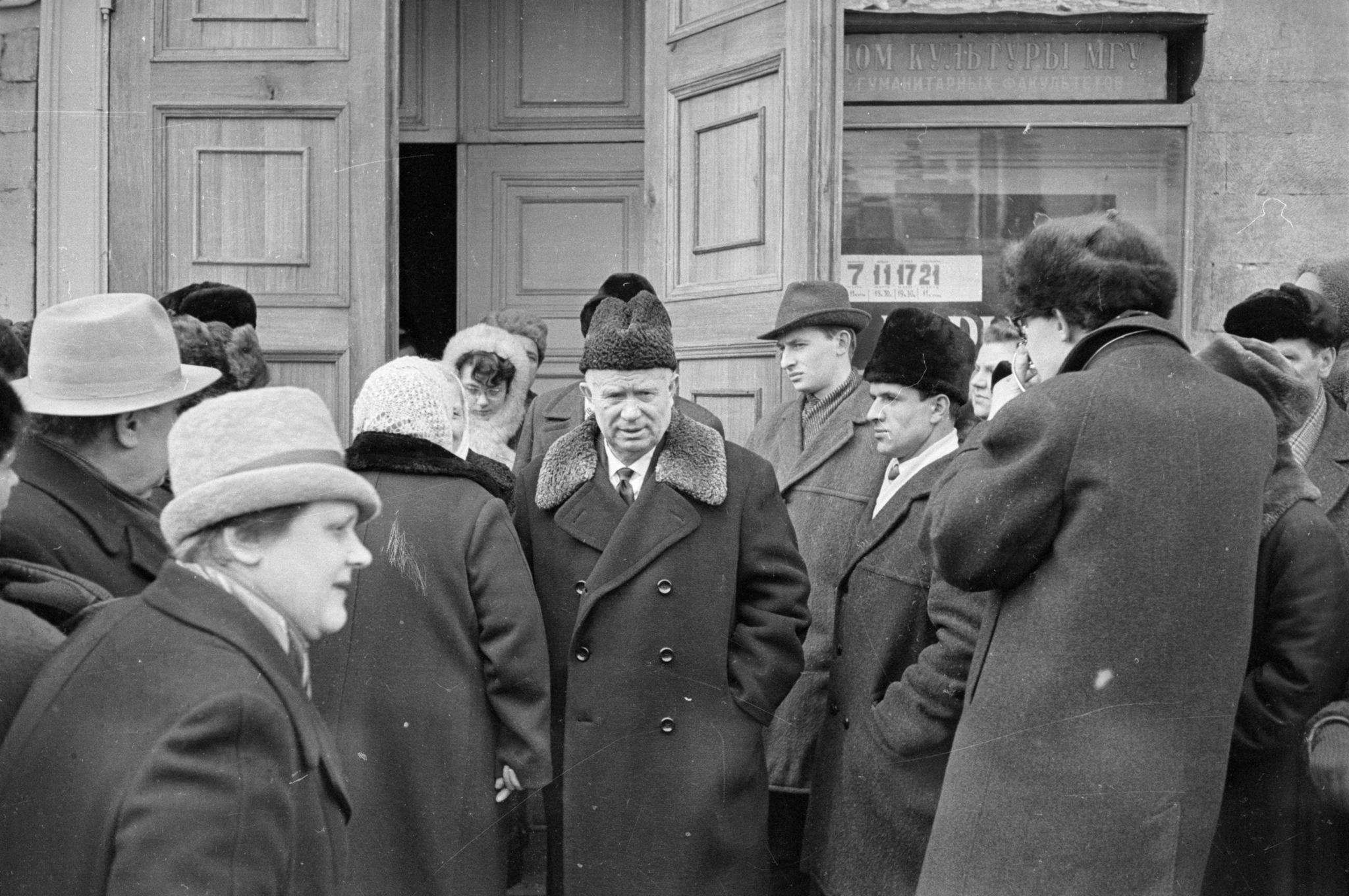 24 марта 1965 года экс-премьера Советского Союза и экс-советского руководителя коммунистической партии Никиты Сергеевича (1894 - 1971), покидавшего е…