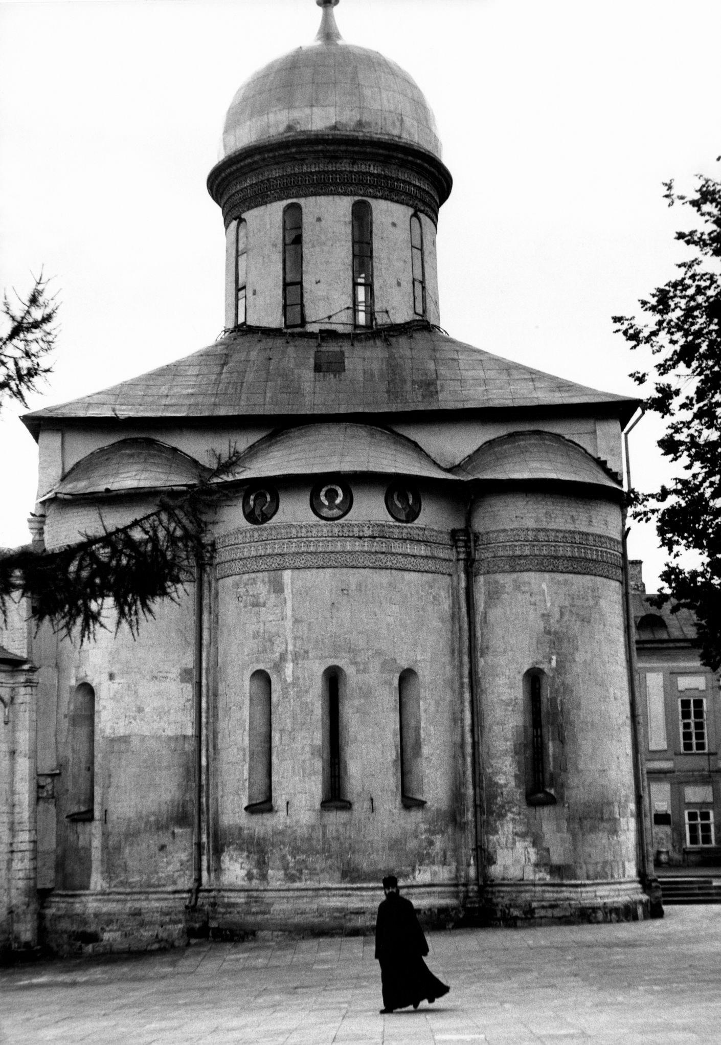 Загорск. Троице-Сергиева лавра. Троицкий собор.jpg