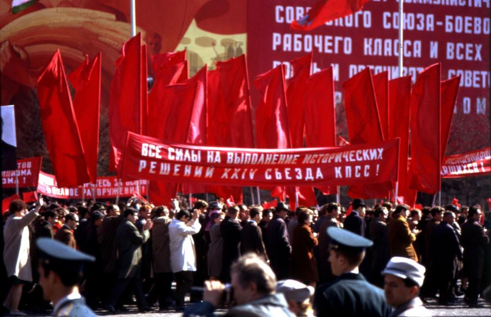 1972. Клаус Роуз в Советском Союзе