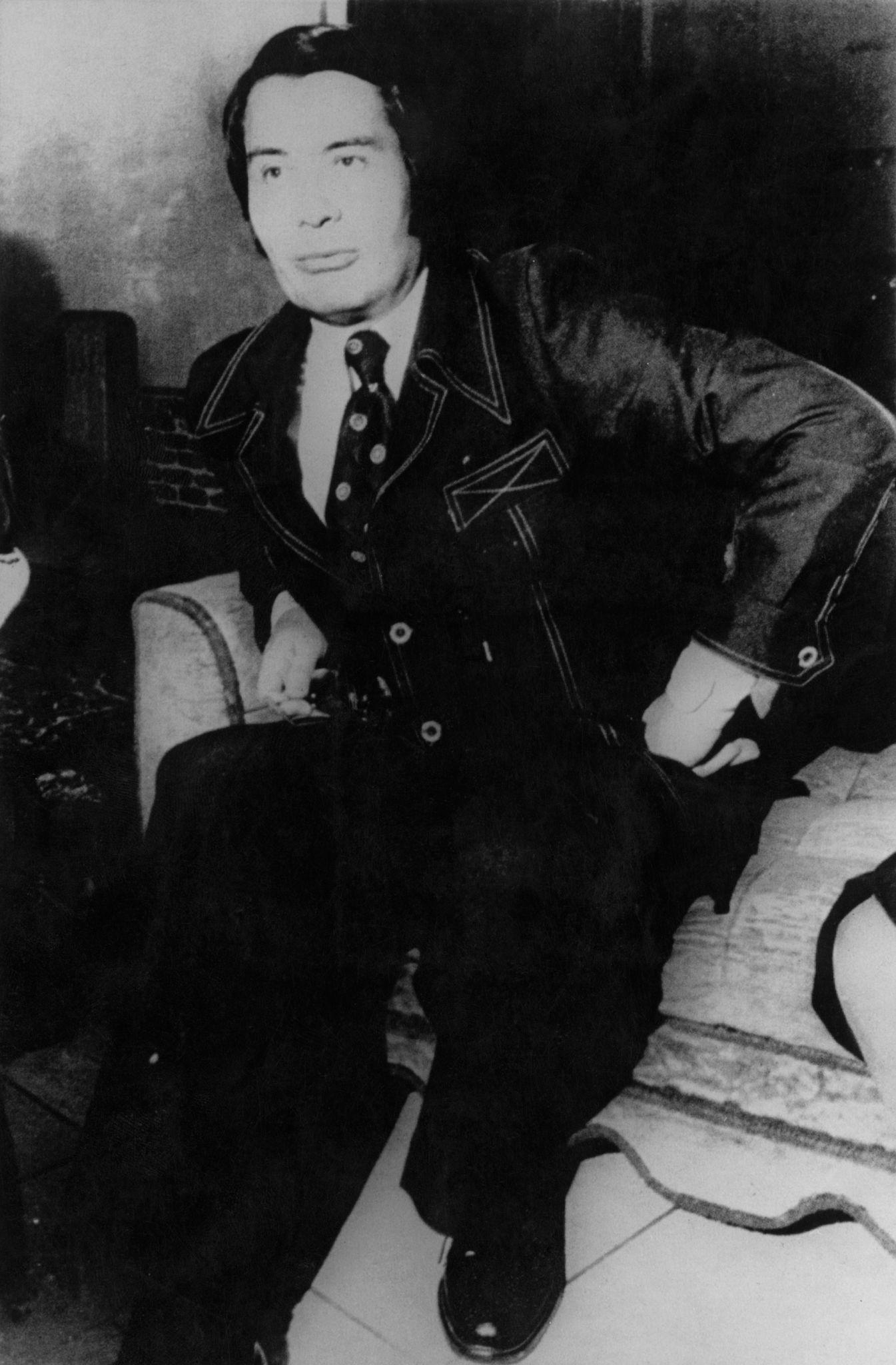 1976. Американский лидер культа Джим Джонс (1931 - 1978), 2 июня 1976.jpg