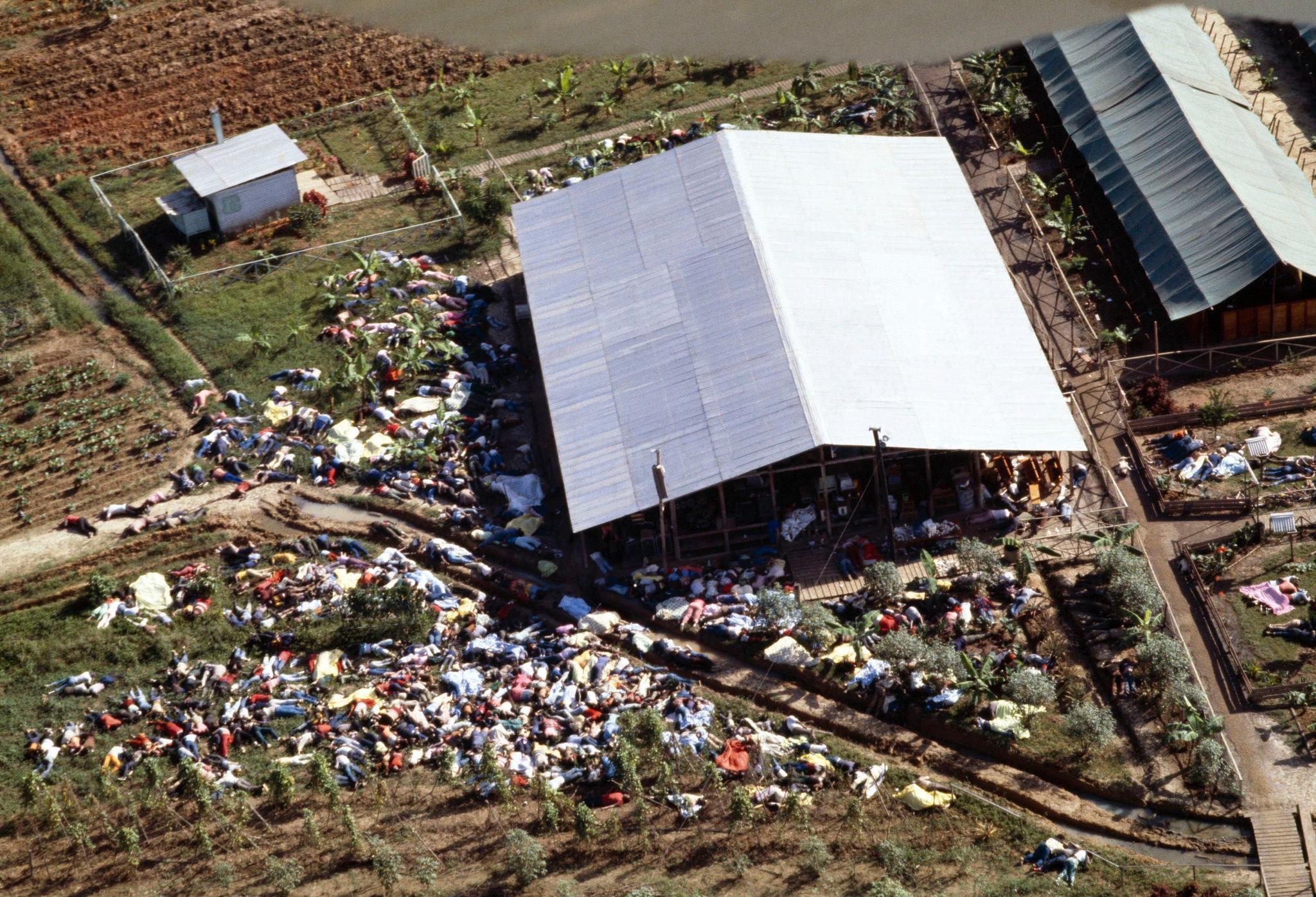 1978. 40 лет трагедии в Джонстауне: humus — LiveJournal