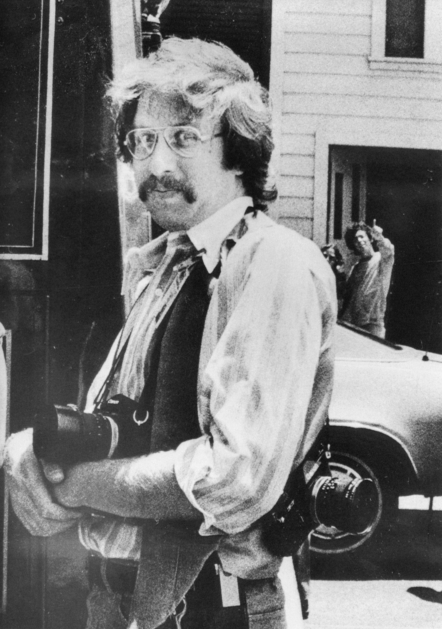 1978. Фотограф из Сан-Франциско Грег Робинсон был одним из пяти человек, убитых после нападения членов Народного храма в Гайане.jpg