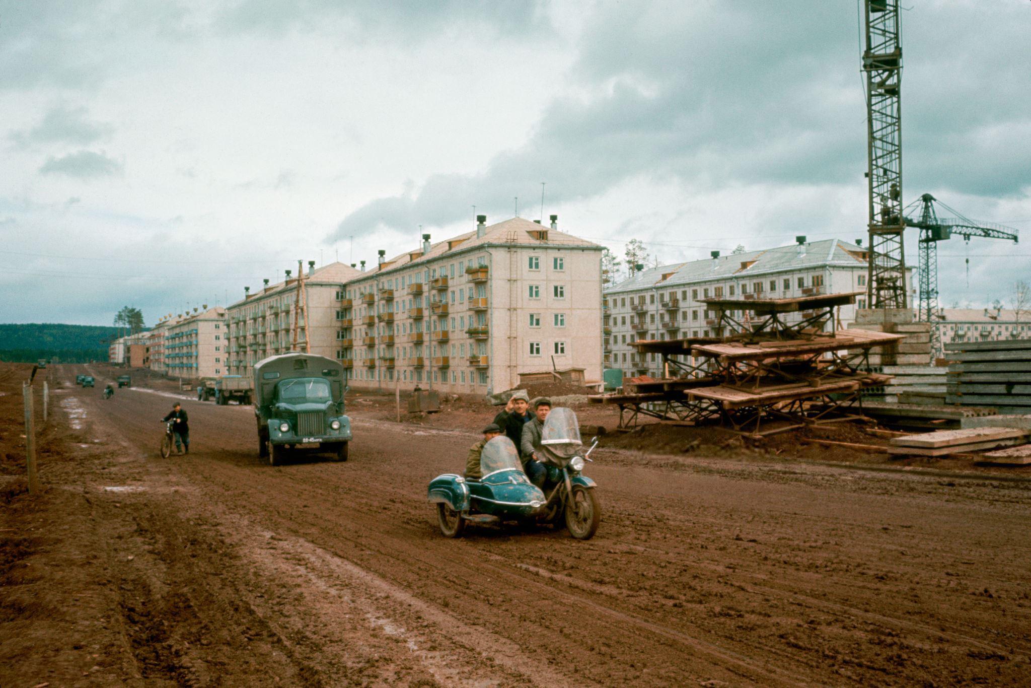 Комсомольская улица. 1964.jpg