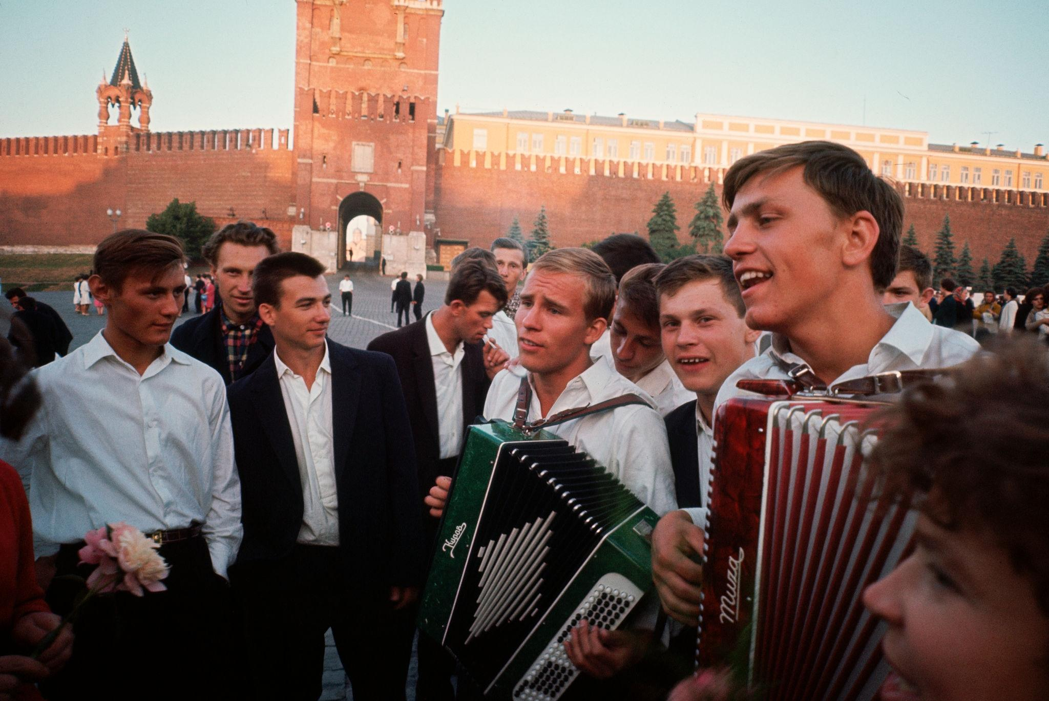 На Красной площади. 1964 (2).jpg