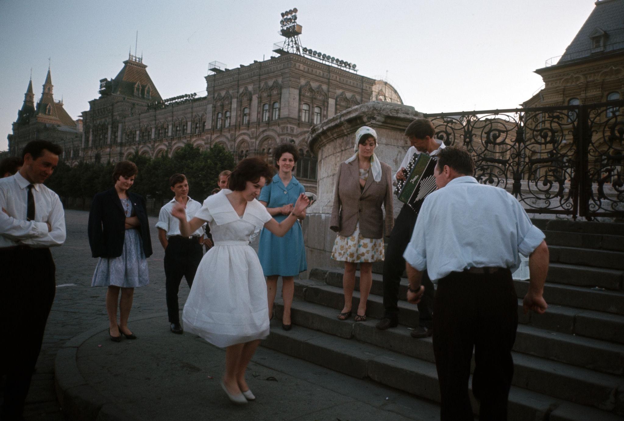 На Красной площади. 1964 (3).jpg