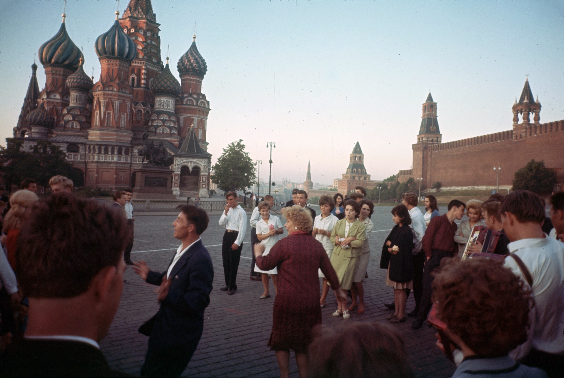 На Красной площади. 1964 (4).jpg