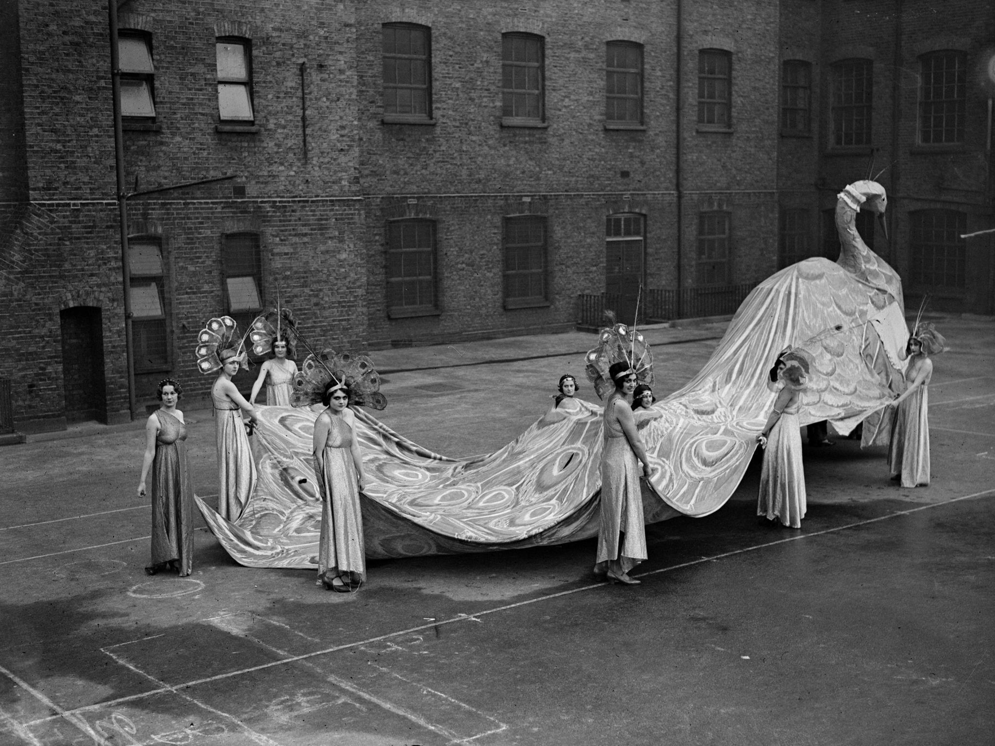 1929. Репетиция «Челси бала».jpg