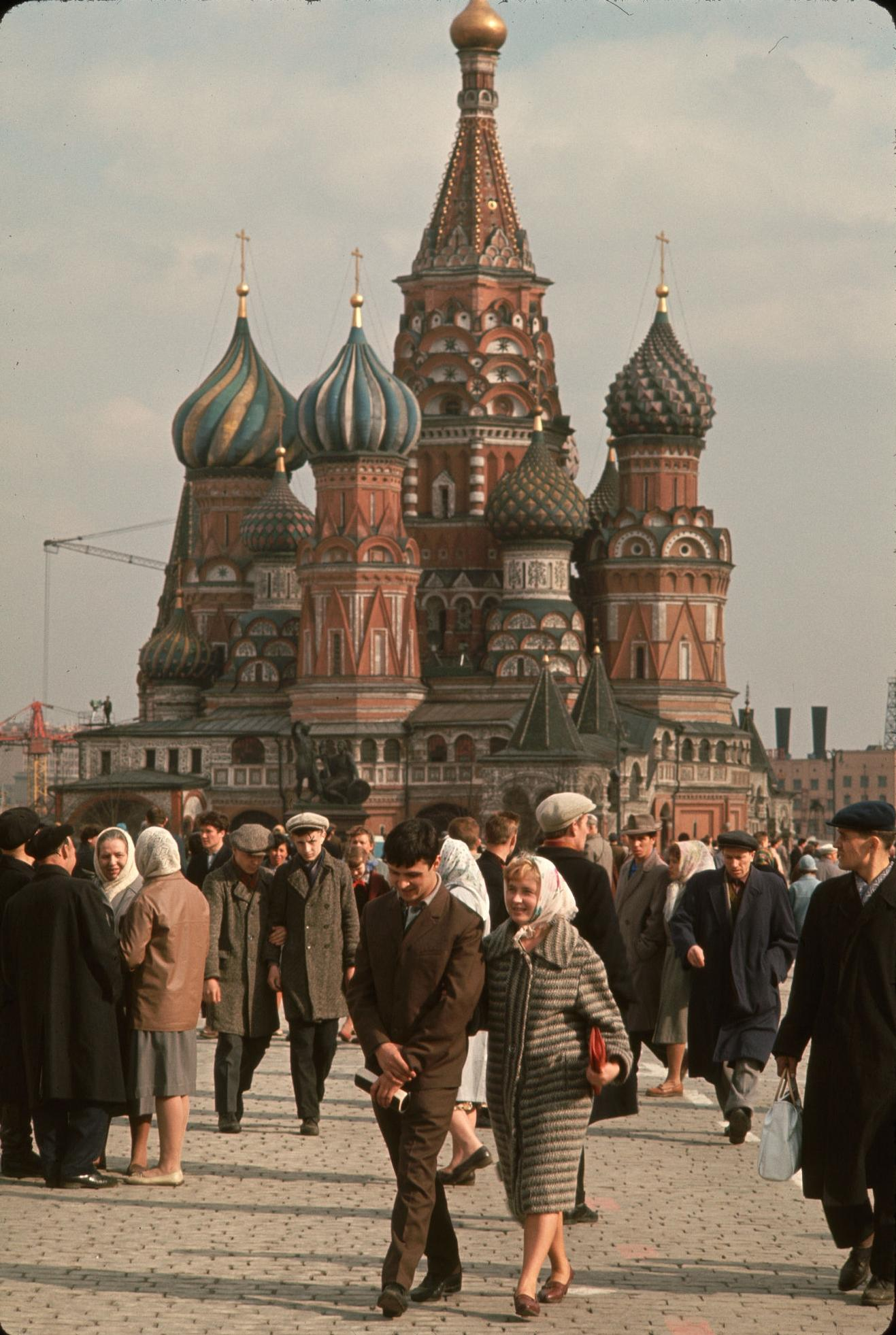 На Красной площади. 1964 (6).jpg