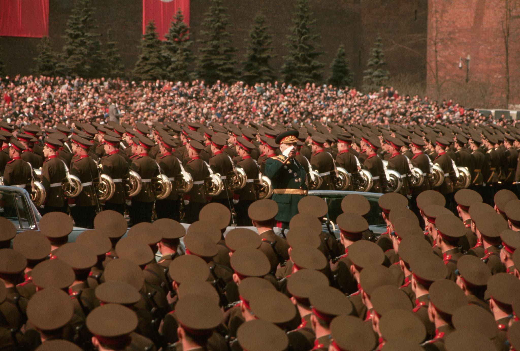 Первомайский военный парад. 1964 (5).jpg