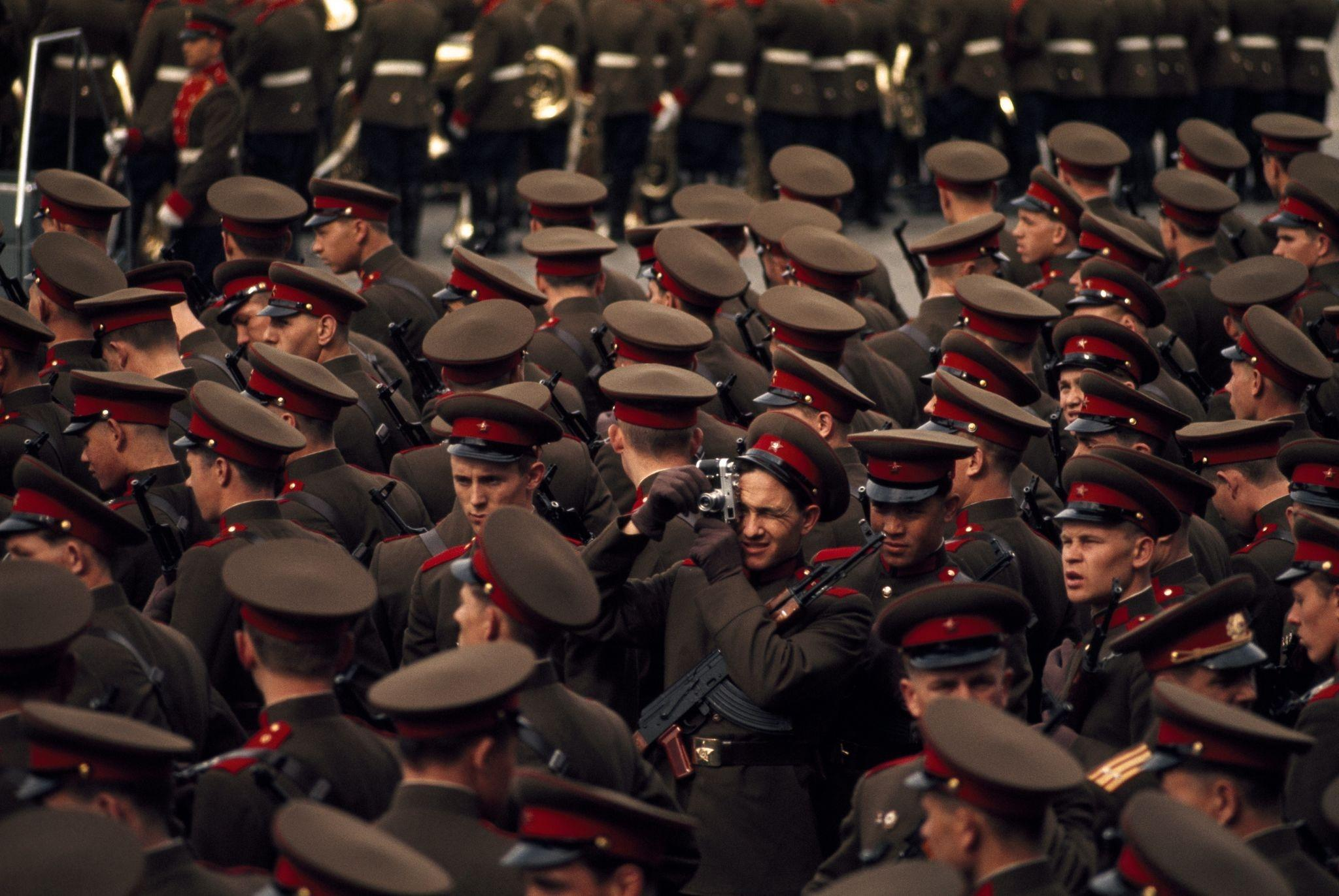 Первомайский военный парад. 1964 (6).jpg