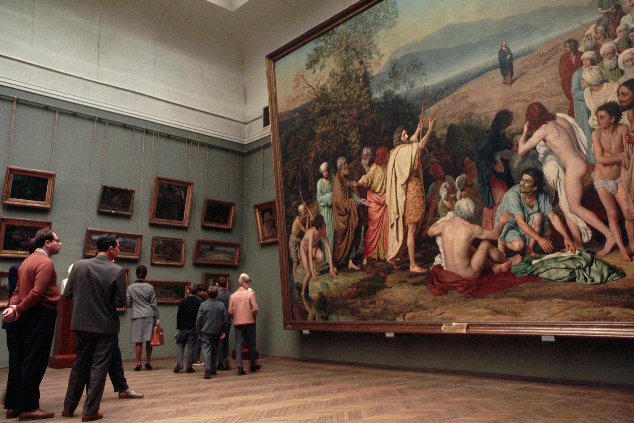 Третьяковская галерея. 1964 (2).jpg