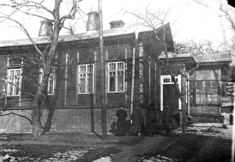 Дом инженерного ведомства на Второй Речке. 1911