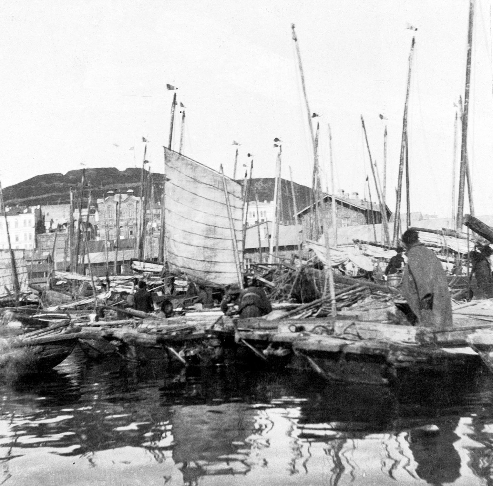 Китайские лодки
