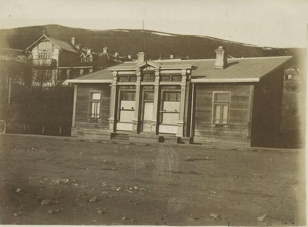Дома Филипченко. 1895