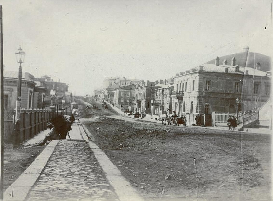 Светланская улица. 1896