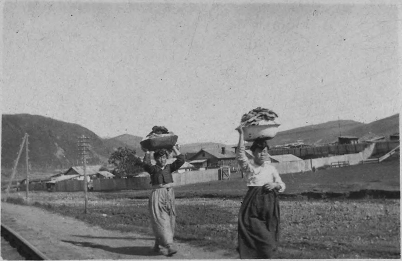 Корейская деревня