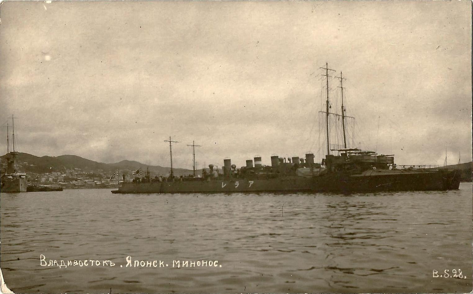 Эсминцы 25-го дивизиона ВМС Японии