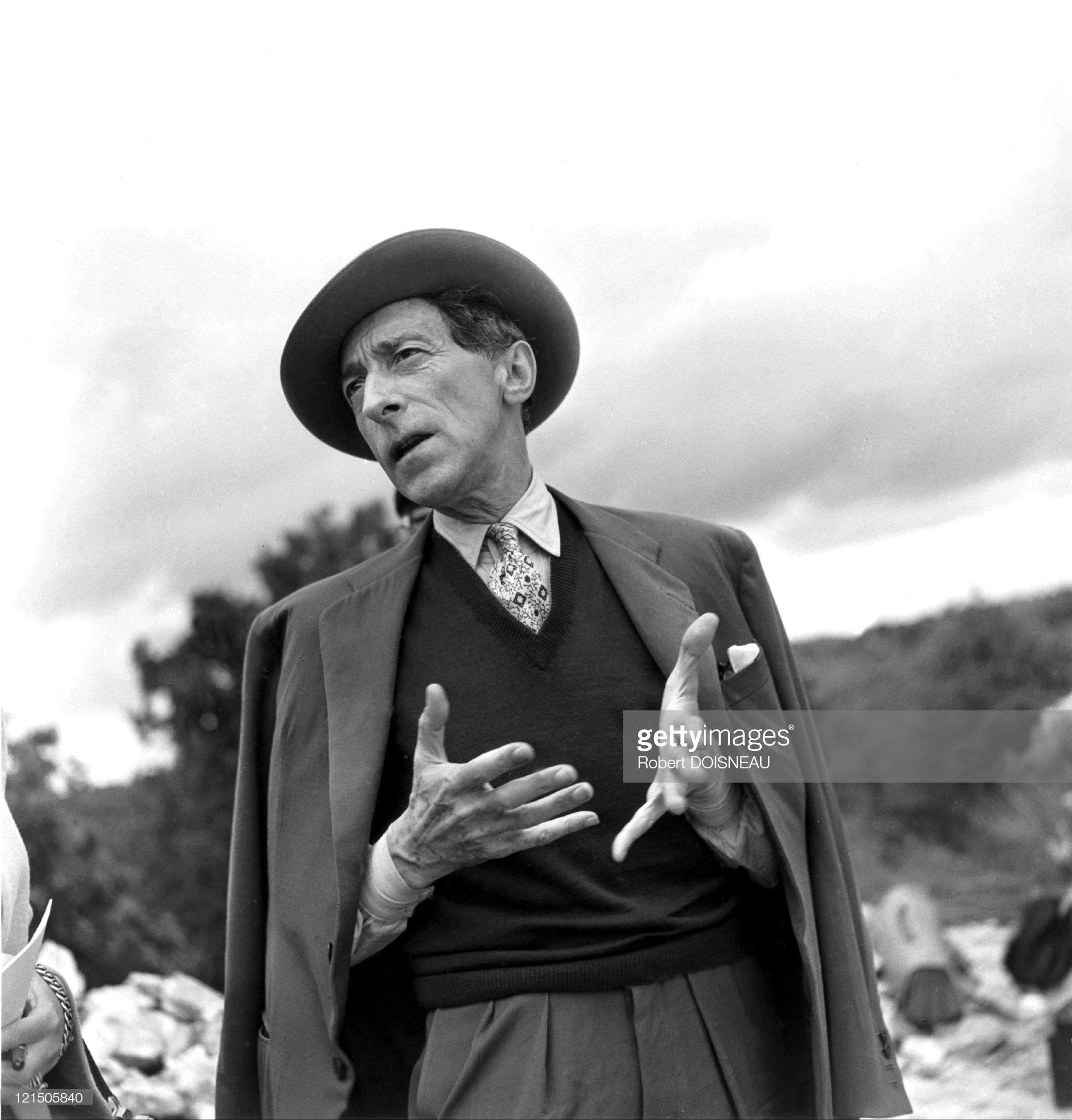 1949. Жан Кокто, писатель и поэт